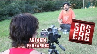 ANTONIO FERNANDEZ ENTREVISTA para documental SOS EHS·TODOS SOMOS By ALISH